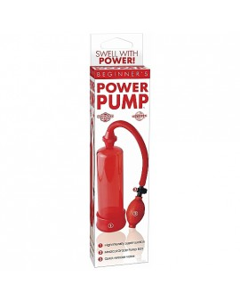 BEGINNERS POWER PUMP RED