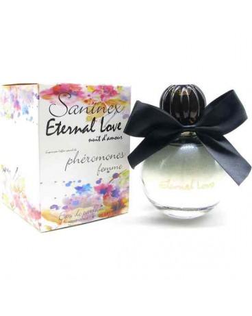 SANINEX PERFUME PHEROMONES ETERNAL LOVE MOD NUIT DAMOUR WOMAN