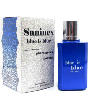 SANINEX PERFUME PHEROMONES BLUE IS BLUE MEN