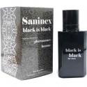 SANINEX PERFUME PHÉROMONES BLACK IS BLACK MEN