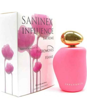SANINEX PERFUME PHEROMONES SANINEX INFLUENCE EXTREME WOMAN