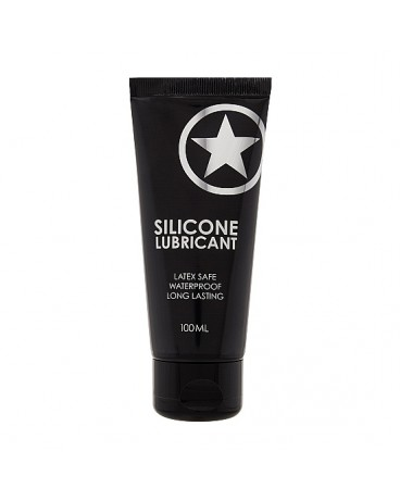 OUCH LUBRICANTE SILICONA 100 ML