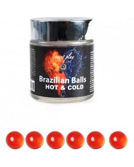 TARRO 6 BRAZILIAN BALLS FRÍO CALOR