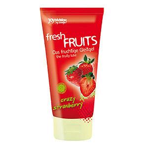Lubricante sabor fresa