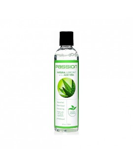 PASSION LUBRICANTE NATURAL ALOE VERA 236ML