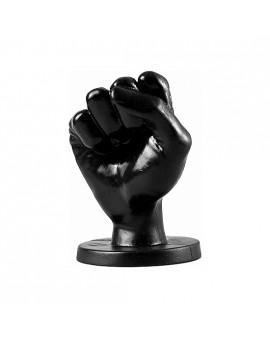 ALL BLACK FIST 14CM - NEGRO