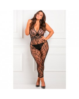 LACY MOVIE BODY DE MALLA - NEGRO