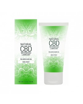 NATURAL CBD LUBRICANTE 50 ML