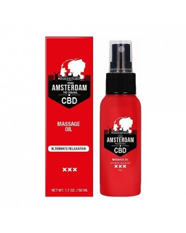 ORIGINAL CBD FROM AMSTERDAM ACEITE DE MASAJE 50 ML