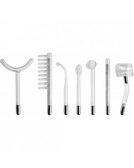 7 PIEZAS TWILIGHT WAND ACCESORIOS KIT - CLEAR