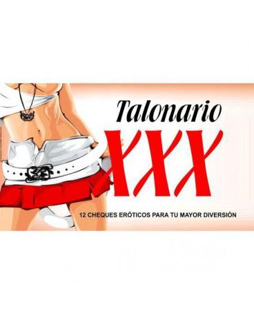 TALONARIO XXX