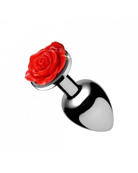 RED ROSE PEQUENO PLUG ANAL