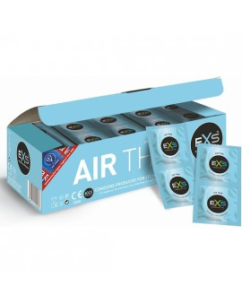 EXS AIR THIN SIN OLOR 144 PACK