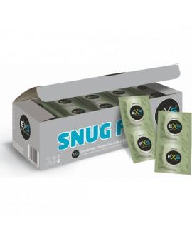 EXS SNUG FIT - PACK PRESERVATIVOS -144 PACK