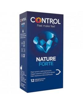 PRESERVATIVOS CONTROL NATURE FORTE 12UDS