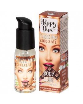TASTE ME BODY LUBRICANTE 50ML - CHOCOLATE