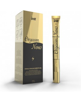 INTT ORGASM NOW GEL ESTIMULANTE FEMENINO - 15ML