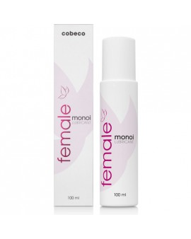 FEMALE COBECO MONOI LUBRICANTE BASE AGUA 100ML