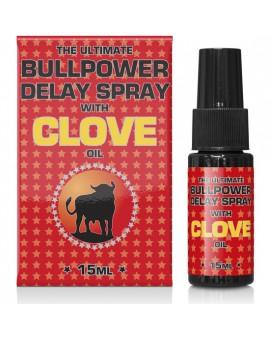 BULL POWER CLOVE SPRAY RETARDANTE 15ML