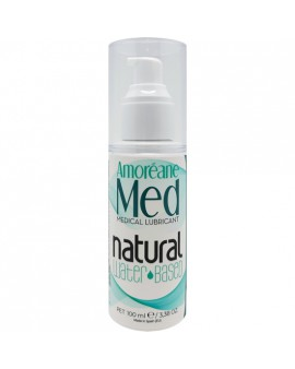 AMOREANE MEDICAL LUBRICANTE NATURAL 100ML
