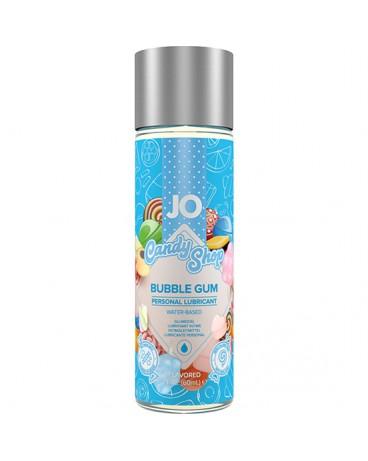 SYSTEM JO CANDY SHOP H2O BUBBLEGUM LUBRICANTE 60 ML