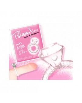 ANILLO RETARDANTE DIAMANTE LOVE UNID TRANSPARENTE