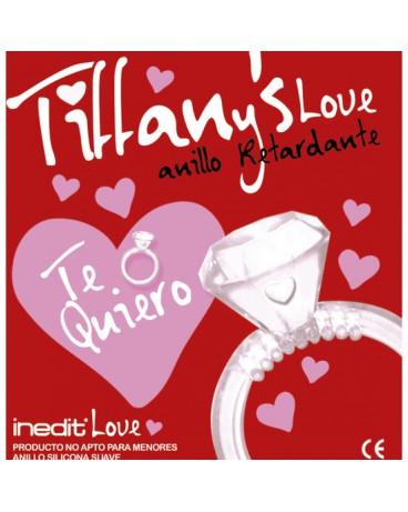 ANILLO NOVIOS DIAMANTE LOVE EROTICO COLORES SURTIDOS