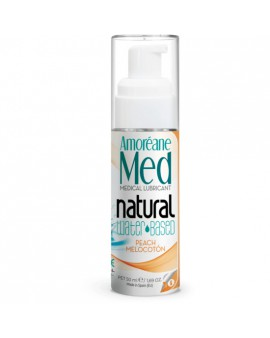 AMOREANE MEDICAL LUBRICANTE BASE AGUA CON FITOPLANCTON 50ML MELOCOTON