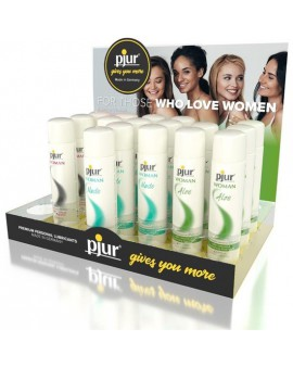 PJUR WOMEN DISPLAY COMPLETO 36 X 100ML