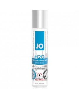 SYSTEM JO - H2O LUBRICANTE EFECTO CALOR 30 ML