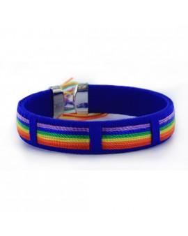 PULSERA 6 HILOS ORGULLO LGBT
