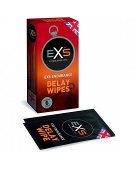 EXS TOALLITAS RETARDANTES 6 PACK