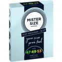 MISTER SIZE - SENSACION PURA - 47, 49, 53 MM 3 PACK - TESTER
