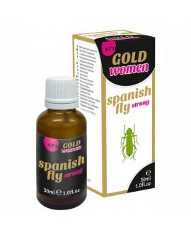 ERO SPANISH FLY STRONG GOLD FOR WOMEN