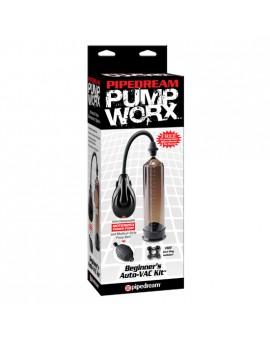 PUMP WORX BOMBA DE SUCCION AUTOMATICA PARA PRINCIPIANTES