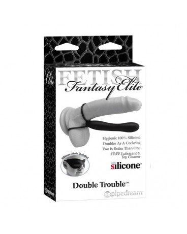 FETISH FANTASY ELITE DOBLE PENETRACION