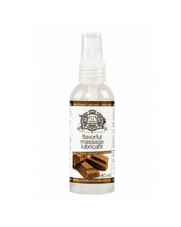 TOUCHE ICE LUBRICANTE COMESTIBLE CHOCOLATE 80 ML