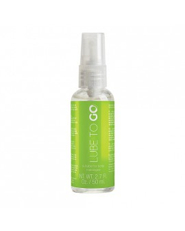 SHOTS LUBRICANTE BASE DE AGUA TO GO 50 ML