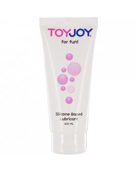 TOY JOY LUBRICANTE BASE SILICONA 100 ML