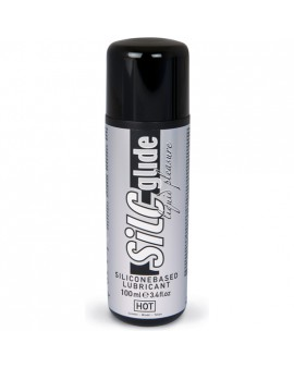 HOT SILC GLIDE LUBRICANTE BASE SILICONA 100 ML