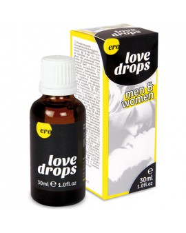 ERO LOVE DROPS FOR MEN AND WOMEN 30 ML