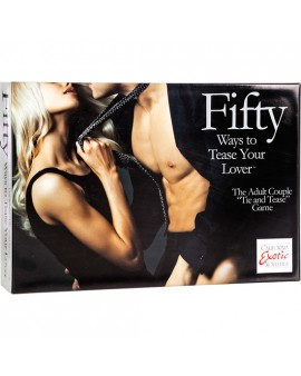 FIFTY WAYS TO TEASE YOUR LOVE KIT PARA PAREJAS