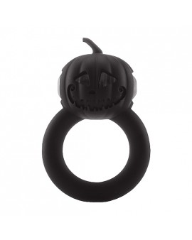 PARTY PUMPKIN ANILLO SILICONA NEGRO