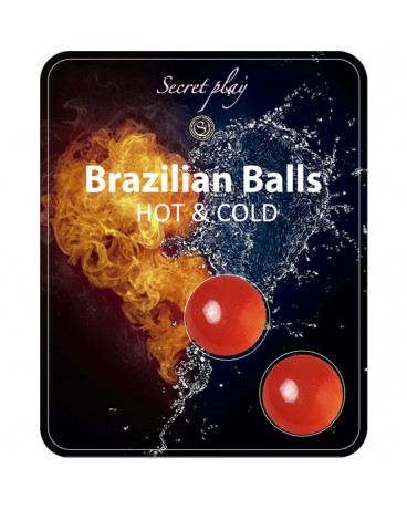 SET 2 BRAZILIAN BALLS FRÍO CALOR
