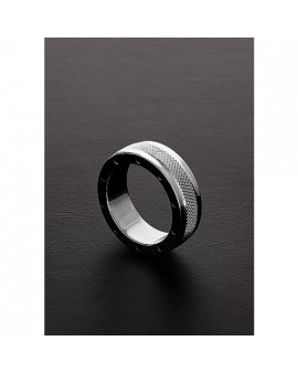 COOL AND KNURL C RING 15X40MM