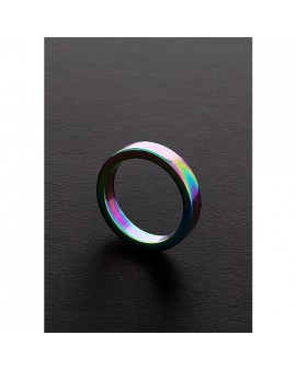 ANILLO PLANO ARCOIRIS (8X40MM)