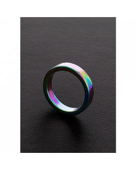 ANILLO PLANO ARCOIRIS (8X45MM)