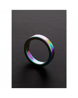 ANILLO PLANO ARCOIRIS (8X50MM)