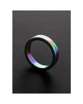 ANILLO PLANO ARCOIRIS (8X55MM)