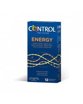 PRESERVATIVOS CONTROL ENERGY 12UDS